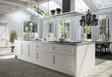Arrital's Village range of cabinetry featuring a timelessly classic design