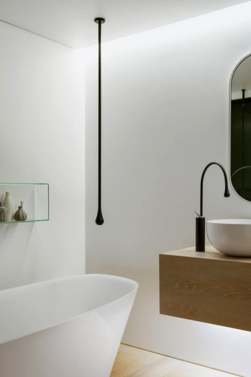 Elegant Gessi Goccia Bathroom Range Retreat Design