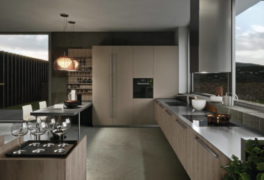 AK Project kitchen cabinetry