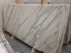 Calacatta marble - Zucchari Stone