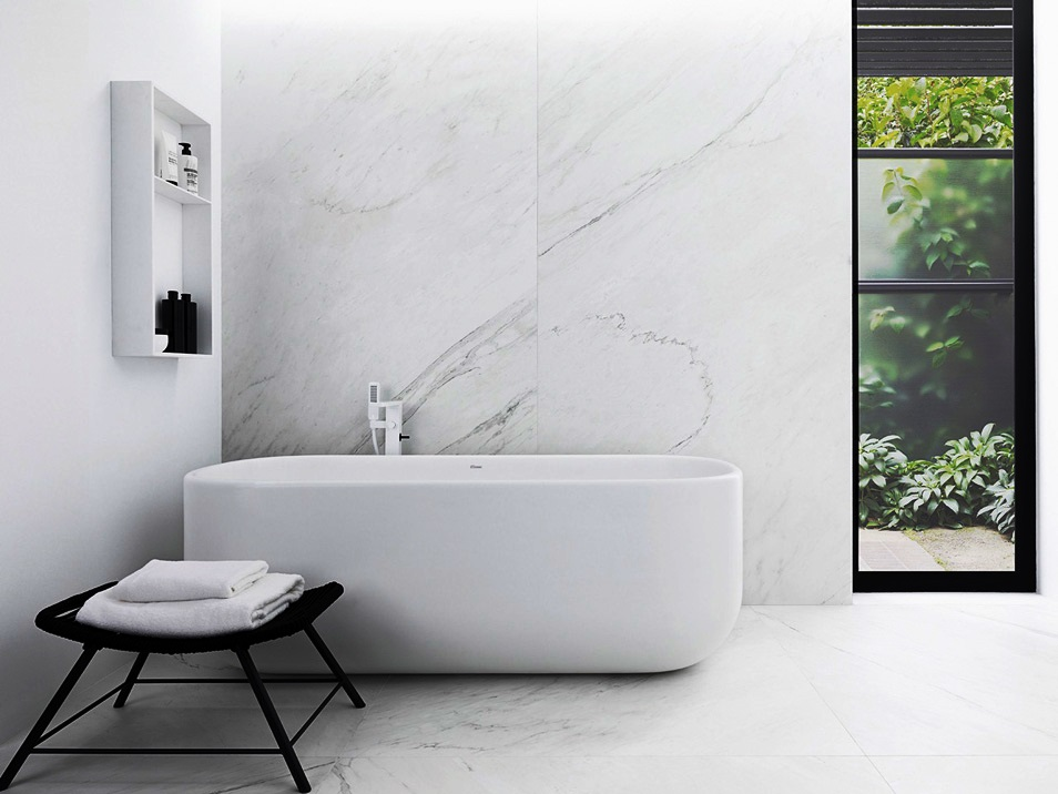 bathroom tiles porcelanosa xlight large format porcelain tiles retreat design 11825