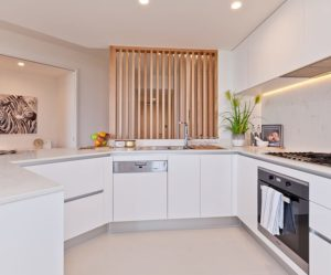 The Pocket Claremont completed with Georgiou Living