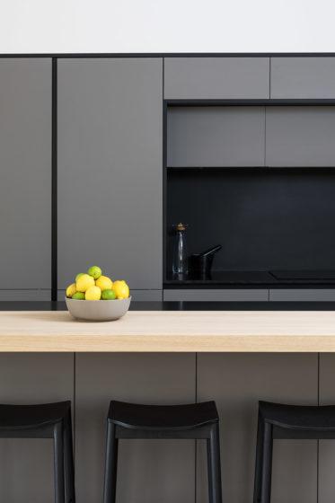 Fenix NTM® The Revolutionary Kitchen Material - Retreat Design