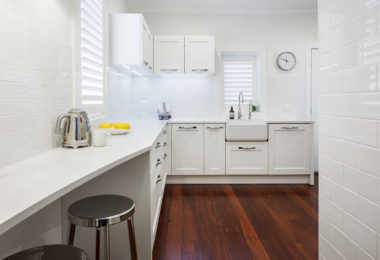 maximise kitchen space