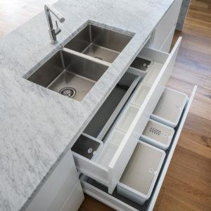 Carrara Marble Benchtop