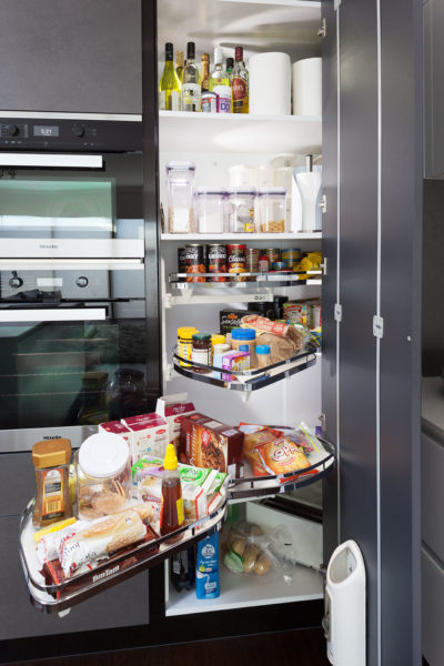 Le Mans Pull Out Pantry System