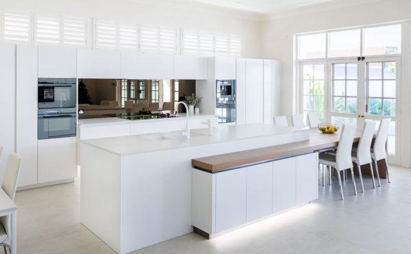 Kitchen Design FInishes