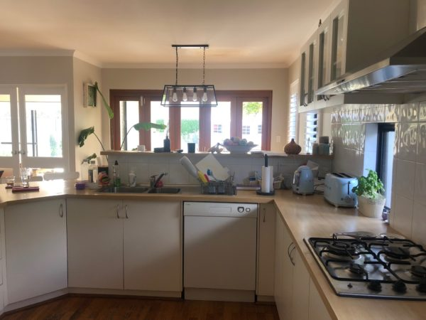 BEFORE - Mosman Park Kitchen