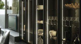 Arrital Gem display cabinetry