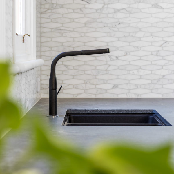 Undermount Sink at our West Leederville Project
